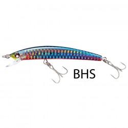leurre peche poisson nageur crystal long cast yo-zuri pecheur leurre BHS