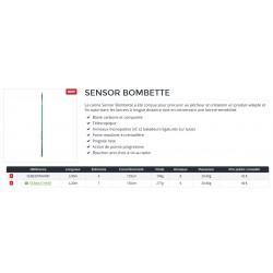 canne Sensor bombette nouveauté 2020 Canne Daiwa Catalogue Daiwa 2020
