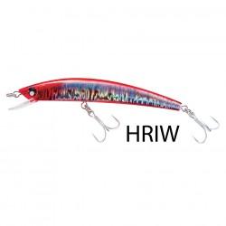 leurre peche poisson nageur crystal long cast yo-zuri pecheur leurre HRIW