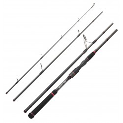 BassForce 2.23 M 40-100 G HYBFSTS06 Canne Special Traveler spinning Hearty Rise acheter chez pecheur-peche.com