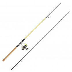 Pack Manié 2.60 M 10-50 G + Moulinet Strikeforce 2500 + Tresse Daiwa PACKMANIE02