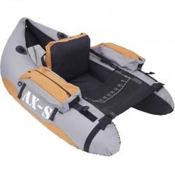 Float Tube pas cher premier prix AXS Premium gris orange Sparrow 2020 pecheur-peche.com