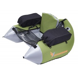 Float Tube Cargo Sage -vert- Gris FL00006 Sparrow 2020 pecheur-peche.com