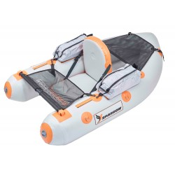 Float Tube Attack 160 Gris/Orange FL00002 Sparrow 2021 pecheur-peche.com