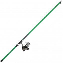 Pas cher Set pêche Truite 3 M 20-40 G Moulinet DF 2000 A SETTELETRUITE01 Daiwa