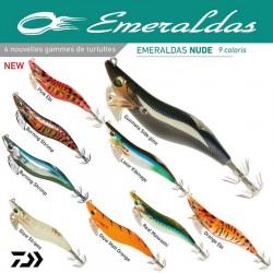 Turlutte Emeraldas Nude Turlutte Daiwa nouveaute leurre Daiwa 2020 peche egi coloris