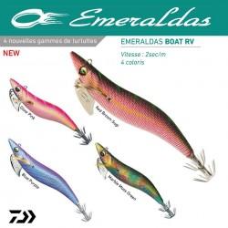Turlutte Emeraldas 12 cm 30 G Boat RV billes sonores nouveauté 2020 Daiwa