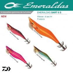 Emeraldas Dart II S Slow Turlutte Daiwa nouveauté 2020