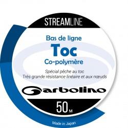 Nylon Bas De Ligne Garbolino Streamline Mono BL 50 M Bas Nylon Bas De Ligne Garbolino peche toc mouche
